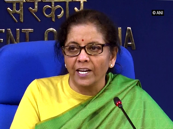 Finance Minister Nirmala Sitharaman in New Delhi on Wednesday