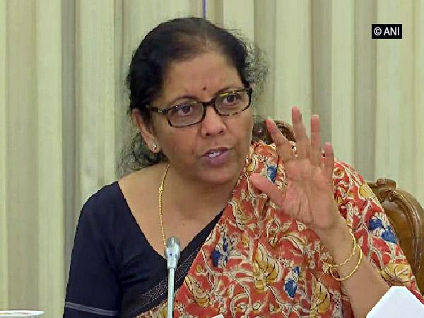 Finance Minister Nirmala Sitharaman in New Delhi on Saturday.