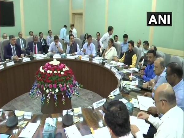 Finance Minister Nirmala Sitharaman holds pre-Budget consultation meeting