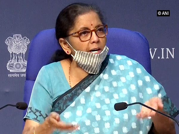 Union Minister Nirmala Sitharaman (File pic)
