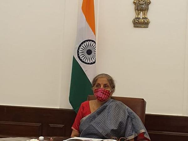 Union Minister for Finance & Corporate Affairs Nirmala Sitharaman