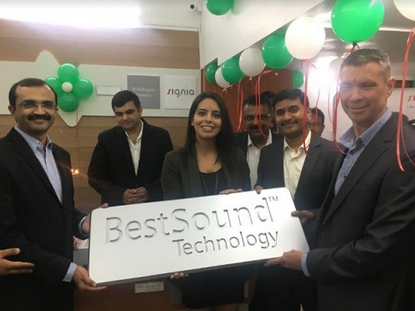 Miss Deaf Asia 2018 inaugurates Sivantos's 200th Best sound centre in Pune
