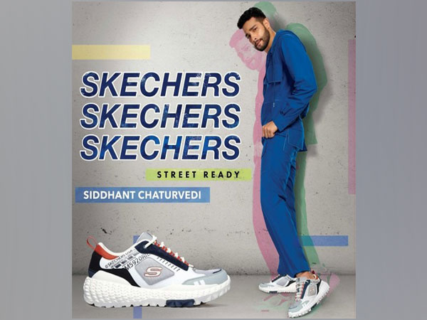 Skechers Launches Street Ready Collection with Siddhant Chaturvedi