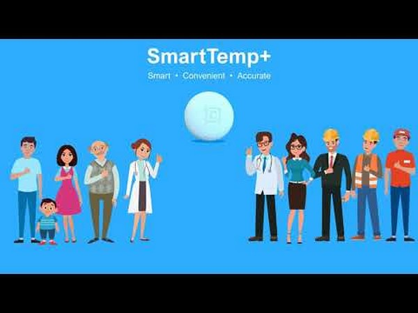 SmartTemp+ | India's first Smart Wireless Thermometer