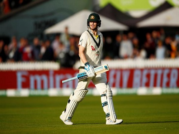 Steve Smith played a knock of 81 runs.