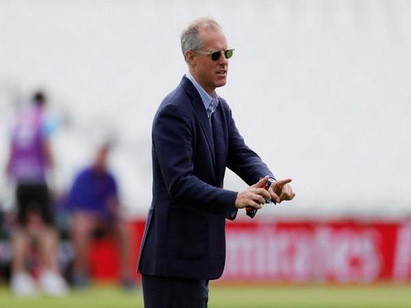 England's national selector Ed Smith