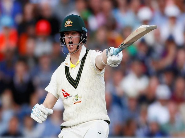 Australia batsman Steve Smith