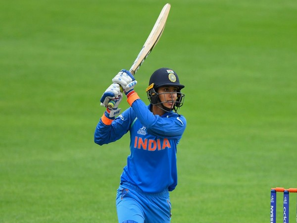 India opening batter Smriti Mandhana