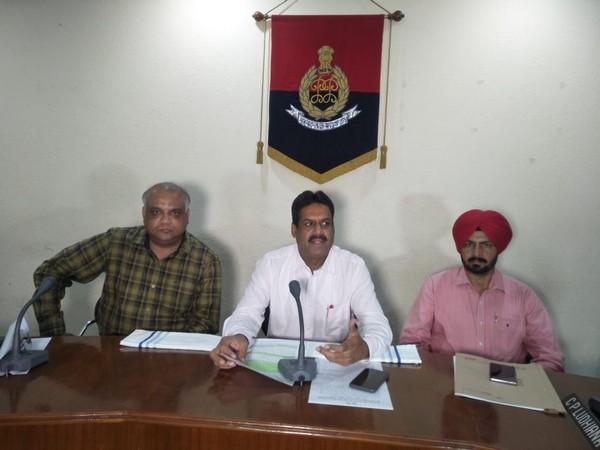 Snehdeep Sharma, AIG, Ludhiana STF