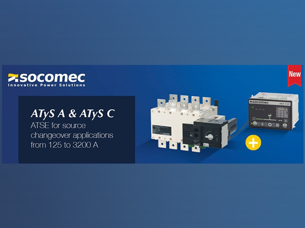 Socomec ATyS A & ATyS C