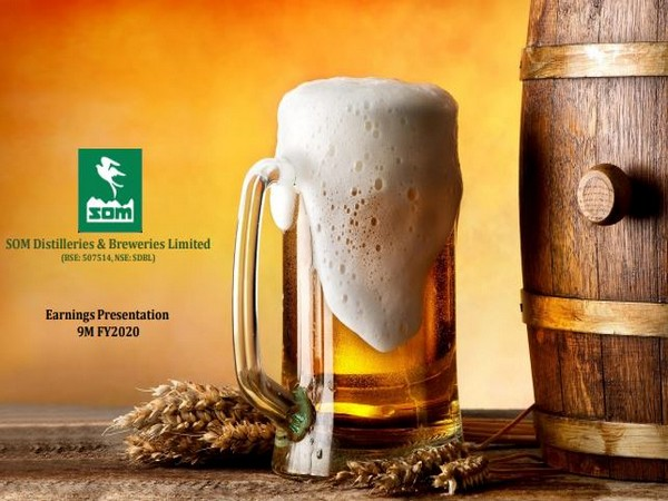 Beer sales were impacted by prolonged monsoon in most parts of the country
