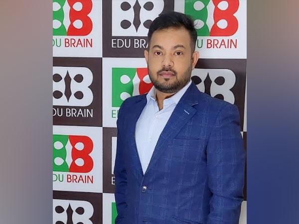 Som Sharma, Director of Edu Brain Overseas