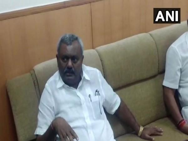Minister of state for Co-Operation of Karnataka, S T Somashekar Gowda
