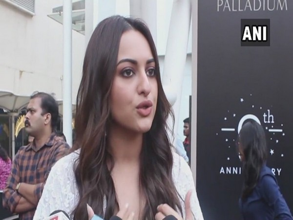 Bollywood actor Sonakshi Sinha. (File photo)