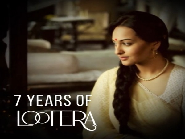 Sonakshi Sinha and Ranveer Singh starrer 'Lootera' completes 7 yeas of its release today (Image source: Instagram)