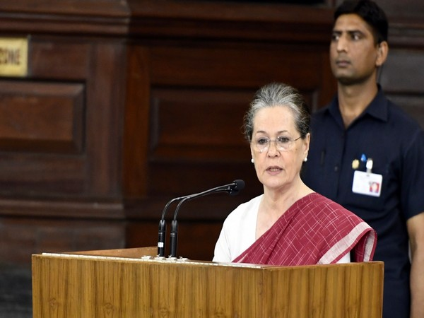 Congress President Sonia Gandhi. File photo