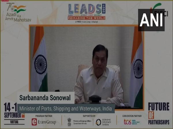 Sarbananda Sonowal, Union Minister for Ports, Shipping & Waterways (Photo/ANI)
