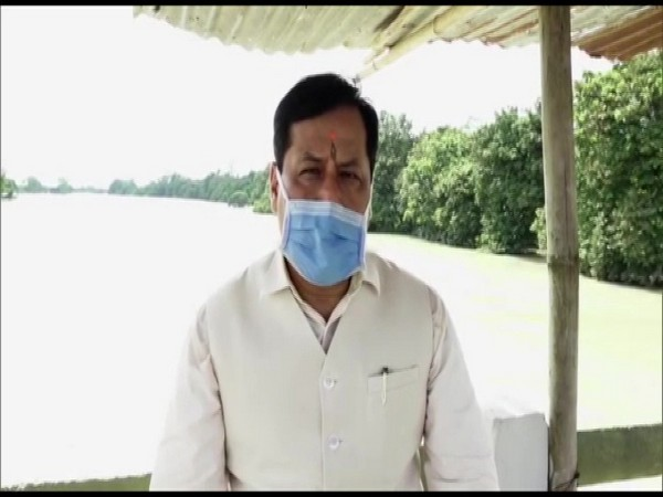 Assam Chief Minister Sarbananda Sonowal announced ex gratia of Rs 4 Lakh for next of kin of flood victims