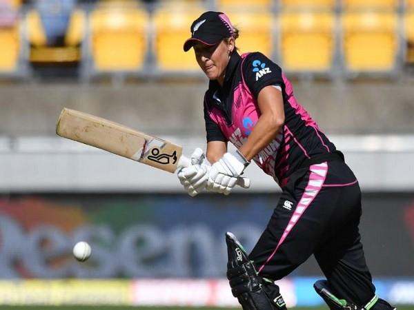 New Zealand women's skipper Sophie Devine