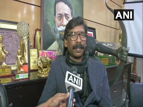 Jharkhand Mukti Morcha leader Hemant Soren