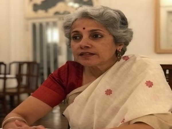 Dr Soumya Swaminathan, WHO chief scientist (Photo/Twitter)