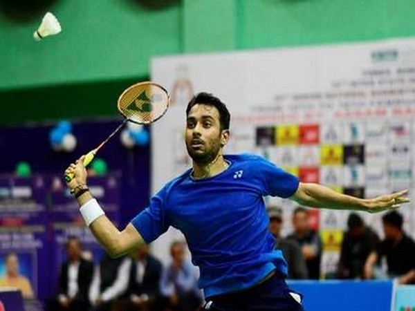 Shuttler Sourabh Verma (Photo/BAI Media Twitter)