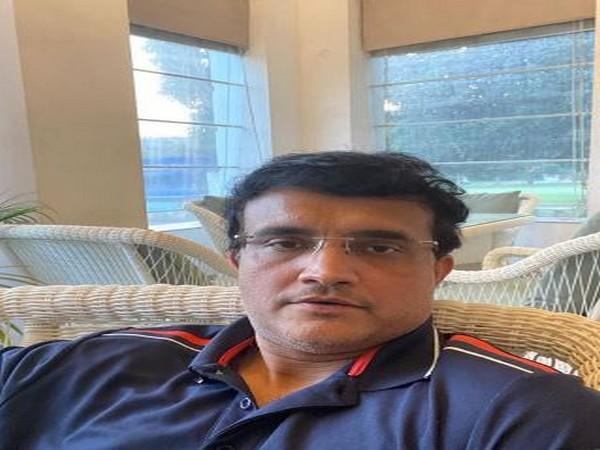 BCCI president Sourav Ganguly (Photo/Sourav Ganguly Instagram)