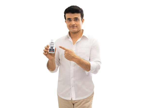 Sourav Ganguly for Dr. Rhazes