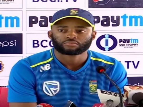 South Africa A captain Temba Bavuma