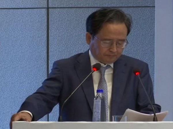 South Korea's ambassador to India, Shin Bongkil (Photo/ANI)