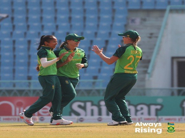 South Africa has attained an unassailable 3-1 lead in the five-match series (Image: CSA)
