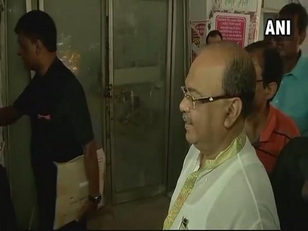 Former Kolkata Mayor Sovan Chatterjee (File photo)