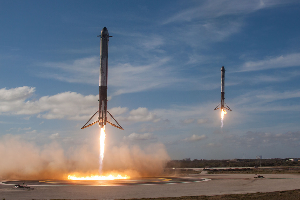 NASA and SpaceX on Saturday morning (local time) launched a new astronaut capsule to the International Space Station