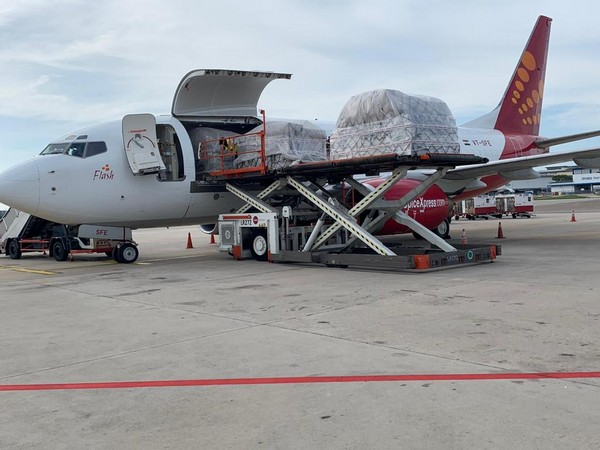 SpiceJet is the country's biggest air cargo operator.