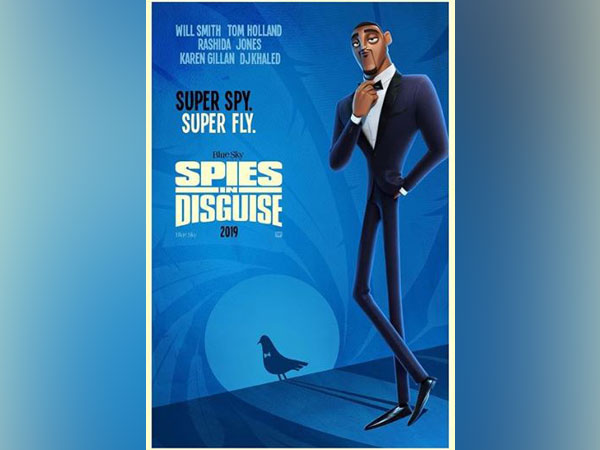 Poster of 'Spies in Disguise', Image Courtesy: Instagram