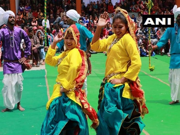Tribals in Keylong celebrate Independence Day amid three-day-long ongoing festival