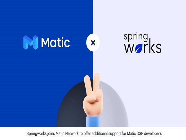SpringRole joins Matic Developer Support Program