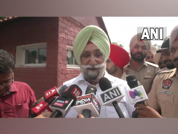 Congress leader Sukhjinder Randhawa (File photo)
