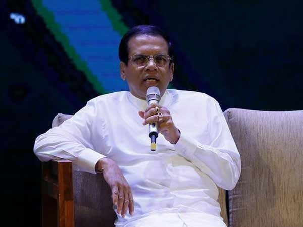 Sri Lanka President Maithripala Sirisena (File photo)