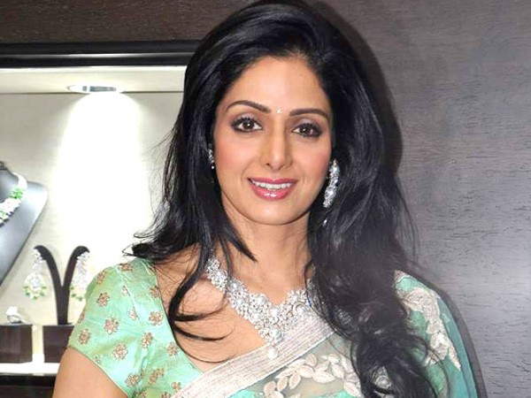 64th Filmfare Awards: Sridevi conferred with Lifetime