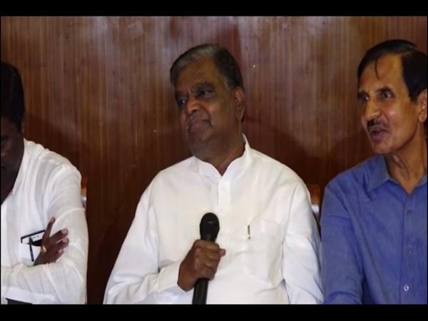 Bharatiya Janata Party (BJP) MP from Chamarajanagar, V. Srinivasa Prasad