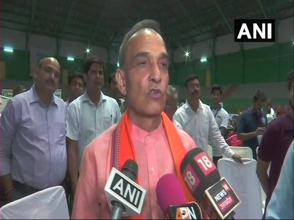 BJP lawmaker Satyapal Singh (File photo)