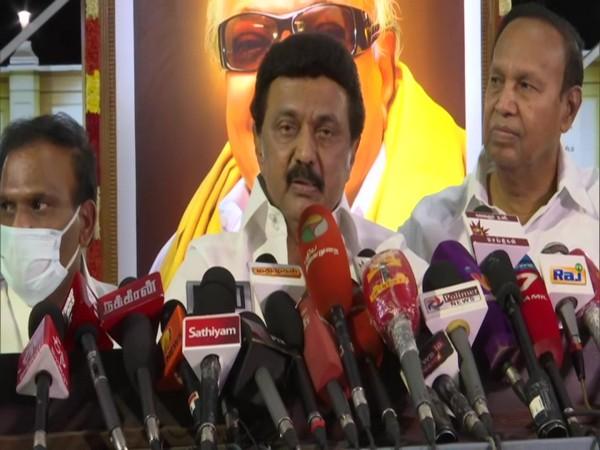 Tamil Nadu CM MK Stalin (File Picture)