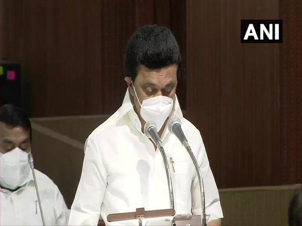 Tamil Nadu Chief Minister MK Stalin. (File Photo/ANI)