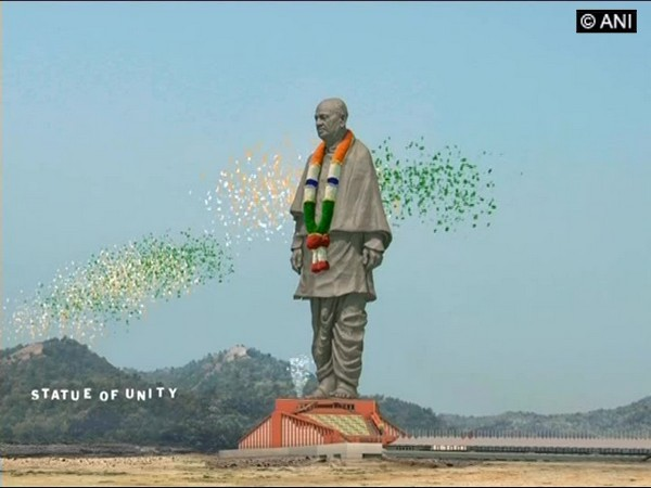 Statue of Unity in Gujarat (File Photo)