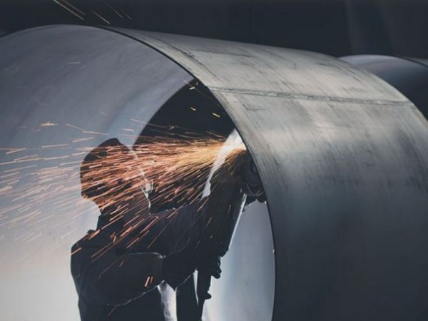 The country recently replaced Japan as number two crude steel producer