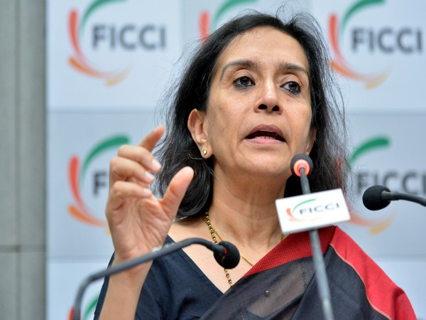 Joint Secretary in the Ministry of Steel Ruchika Chaudhry Govil in New Delhi on Tuesday.