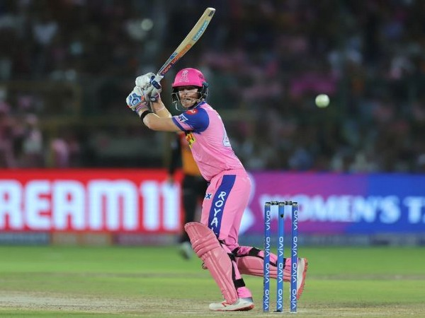 Rajasthan Royals defeated Sunrisers Hyderabad by seven wickets here on Saturday (Photo/ IPL Twitter)