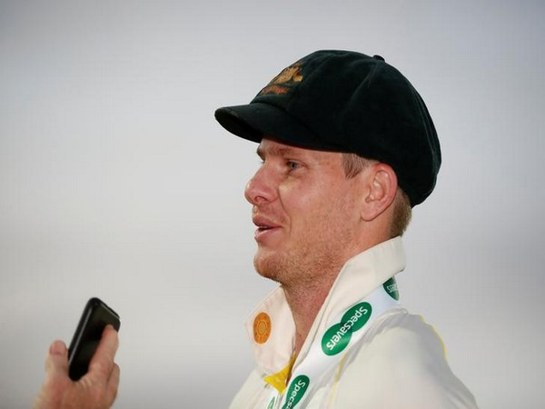 Australian cricketer Steve Smith