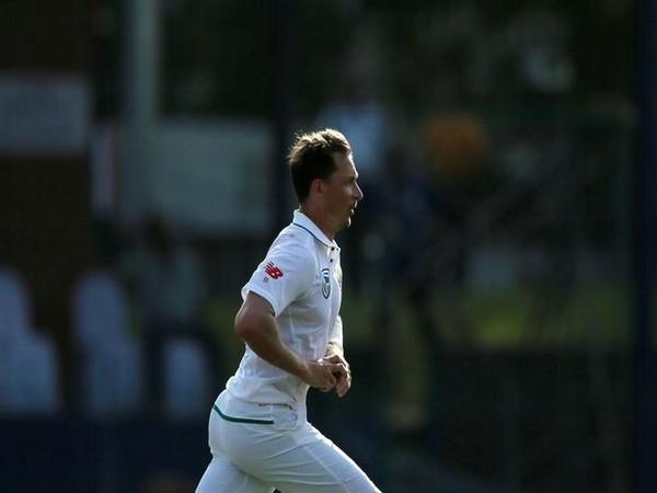 South African bowler Dale Steyn